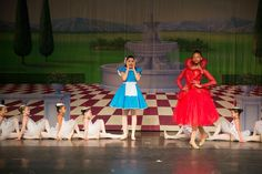 """""""Off with her head!"""" Alice and the Queen of Hearts from our 2015 showcase. Alice In Wonderland Ballet, Queen Of Hearts, Disney Characters, Fictional Characters, Aurora Sleeping Beauty, Disney Princess, Fantasy Characters, Disney Princesses, Disney Princes"""