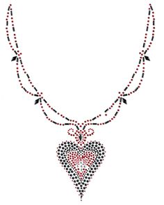 neckline pattern