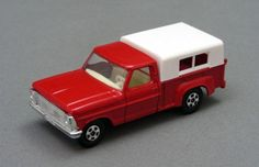 Gallery: The 50 Coolest Matchbox Cars - 1968 Heavy Wreck Truck
