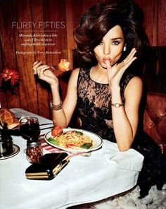 "aphrodisiac food PiccantIdee: Tutti Frutti…..Pronti per ballare il ""Rock and Roll"" www.welovefashion.it"