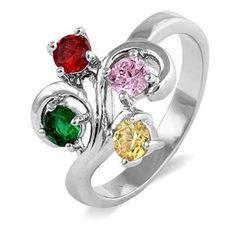 so unique #birthstone #gemstone #diamond #jewelry