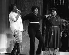 Sarah Vaughn , Pearl Bailey and Ella Fitzgerald. (*.*)