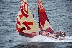 Volvo Ocean - round the world race