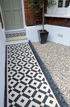 20 ideas exterior garden victorian terrace #garden #exterior