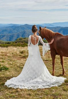 Grace Loves Lace Wedding Dresses Untamed Collection 2016 Francis Dress   www.onefabday.com