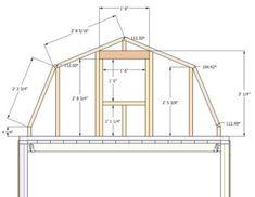 Best Barn Shed Plans Blueprints Plans Diy Shed Plans 640 x 480
