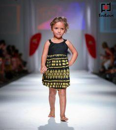 Moira Solvalu - Tuckers IceCream Childrens Designers Show #supercute