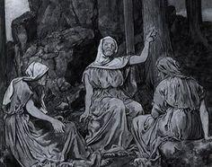 The Norns or Nornir