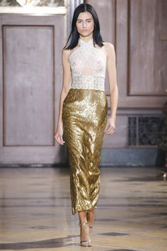 Sophie Theallet Fall 2016 Ready-to-Wear Fashion Show Fall Fashion 2016, Runway Fashion, Fashion Show, Autumn Fashion, Fashion Design, Fashion Fashion, Fashion Trends, Sophie Theallet, Couture Collection
