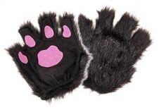 elope Fingerless Paws - Black