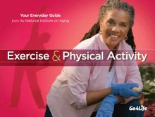 Free PDF booklet - Exercise & Physical Activity: Your Everyday Guide from the National Institute on Aging! The National Institute on Aging (NIA) is part of the National Institutes of Health, and the goal of our research is to improve the health and well-being of older adults.