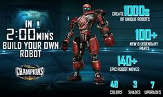 'Real Steel Champions' Coming to iOS This Month from Reliance Games