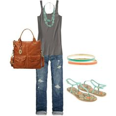 summer :) http://media-cache4.pinterest.com/upload/191473421627478941_A6ISxnjZ_f.jpg matney15 my style
