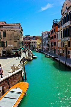 A tão linda Veneza