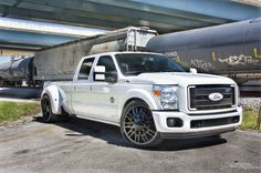 Ford dually
