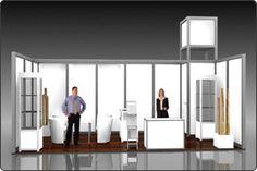 Mobiler Messestand modular ab 6.000 Euro