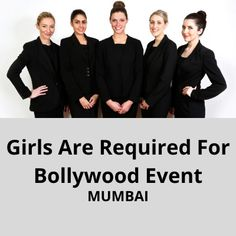 Need 6 good-looking girls for 1-day Bollywood event in Mumbai. The event date is 25th September 2021. The post Girls are required for a Bollywood event appeared first on Jobs and Auditions. Work Profile, Event Organiser, Part Time Jobs, Pune, Mumbai, Bollywood, How To Look Better, September, Dating