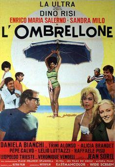 L'ombrellone de Dino RISI (1965) (Rai 3)