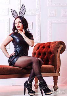 Ukraine woman dating: Anastasia from Krivoy Rog, 20 yo, hair color Black