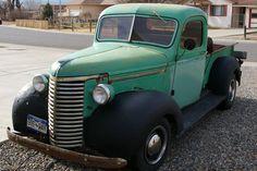 1939 Chevy 1/2 Ton.