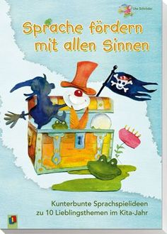 Promote language with all senses German Language Learning, Home Schooling, Teaching Tools, Special Education, Kids And Parenting, Literacy, Preschool, This Book, Activities