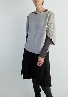 cocoon poncho | Flickr - Photo Sharing!