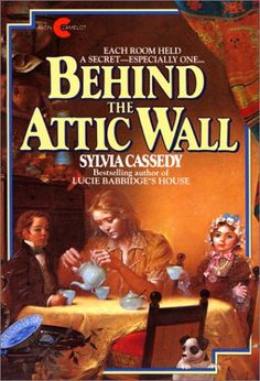 Behind the Attic Wall by Sylvia Cassedy - especially atmospheric and creepy for a children's book.