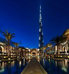Burj Khalifa(Dubai)