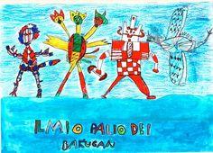 1° premio 2011 - cat. 4-7 anni
