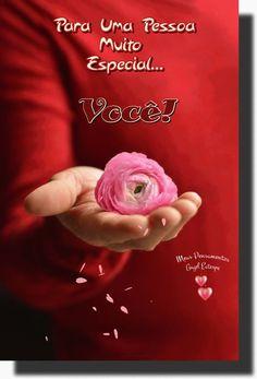 ღ Sejam bem vindos ღ Rosas Gif, Emoticon, No One Loves Me, Beautiful Roses, First Love, Flora, Lily, Messages, Love Messages