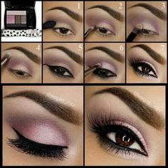 Easy makeup!