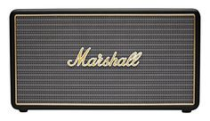 Marshall Stockwell Portable Bluetooth Speaker & Flip Cover Portable and Great for Travel! Introducing the Marshall Stockwell with flip cover. Travel Speakers, Stereo Speakers, Bluetooth Speakers, Marshall Stockwell, Best Portable Bluetooth Speaker, Class D Amplifier, Marshall Speaker, Marshalls, Computer