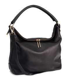 h and m leather bag