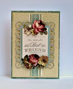 Shemaine Smith: More Anna Griffin projects-letterpress stamps