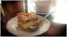 Ms. Walewska Cream Cake - Pani Walewska - Ania's Polish Food Recipe #32