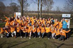 Groepsfoto trainingsweekend 1