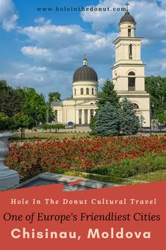 I enjoyed my visit to Chisinau Moldova. With only about 110000 visitors arriving each year it's one of the least touristy destinations on the planet. Europe Destinations, Europe Travel Tips, European Travel, Travel Guides, Places To Travel, Budget Travel, World Cities, Best Cities, Countries Of The World