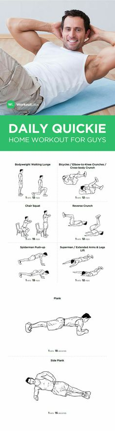 Home Workout | Posted By: AdvancedWeightLossTips.com
