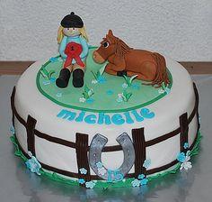 Horse Cake ( © www.pinterest.com/jeetjepin )