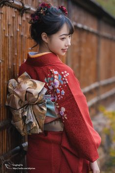 Japanese Outfits, Japanese Fashion, Japanese Beauty, Asian Beauty, Geisha, Oriental Dress, Yukata Kimono, Cute Japanese Girl, Japan Girl