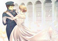 Royai Wedding!