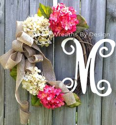 Check out this item in my Etsy shop https://www.etsy.com/listing/230498752/vine-initial-grapevine-wreath-monogram