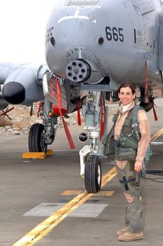 Col Martha McSally (USAF-Ret) - 1st female pilot in the Air Force to fly in…
