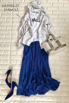 Pin on コーディネート Pin on コーディネート Chic Outfits, Summer Outfits, Street Hijab Fashion, Mature Fashion, Fashion Books, Japanese Fashion, Uniqlo, My Outfit, Casual Wear
