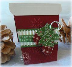 Stampsnsmiles: Christmas Coffee