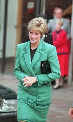 Pictures: Remembering Princess Diana's visits to Birmingham - Birmingham Mail