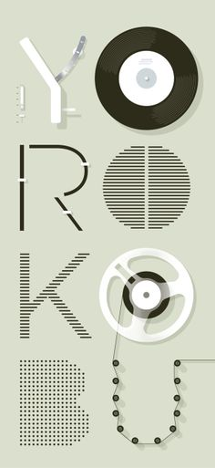 Yorokobu. Proposal of cover by Modik , via Behance