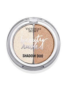 Victoria's Secret Beauty Rush Eyeshadow Duo Spring 2014 – Beauty Trends and Latest Makeup Collections Beauty Trends, Beauty Hacks, Beauty Tips, Latest Makeup, Makeup Collection, Spring 2014, Makeup Cosmetics, Victoria's Secret, Eyeshadow