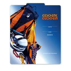 Multicolorgutschein SP213 für Wandern und Klettern Comic Books, Comics, Cover, Climbing, Hiking, Cards, Gifts, Comic Strips, Slipcovers