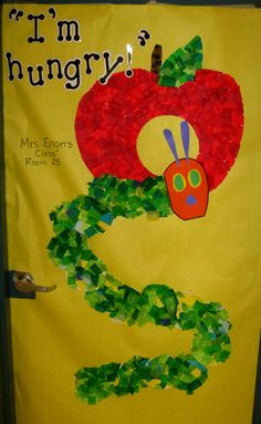 The Very Hungry Caterpillar - Tons of VHC ideas on this board!!